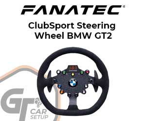 Fanatec - Clubsport Wheel BMW GT2