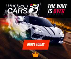 Project Car 3 - Game - Box